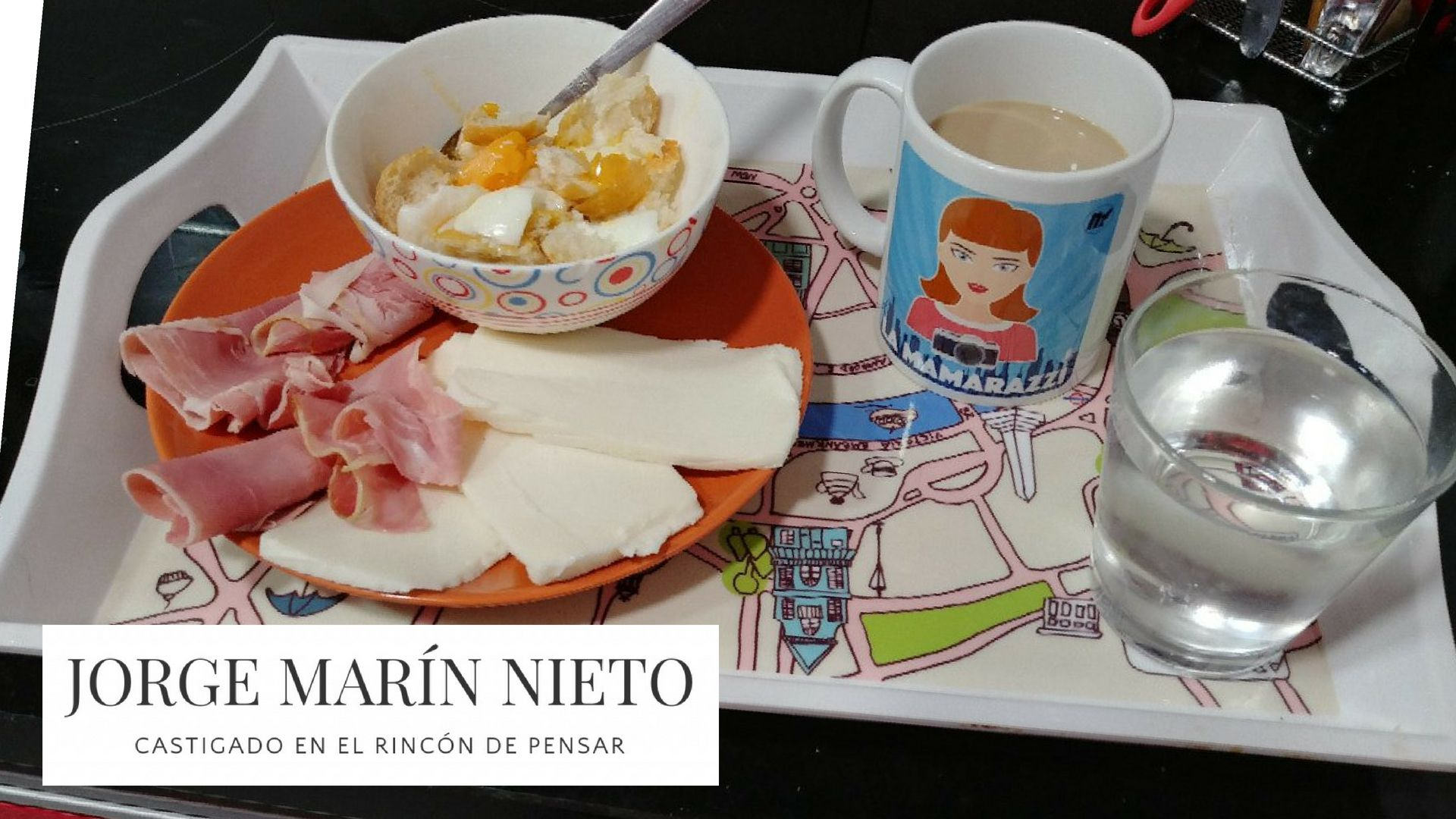 Desayuno con @soylamamarazzi