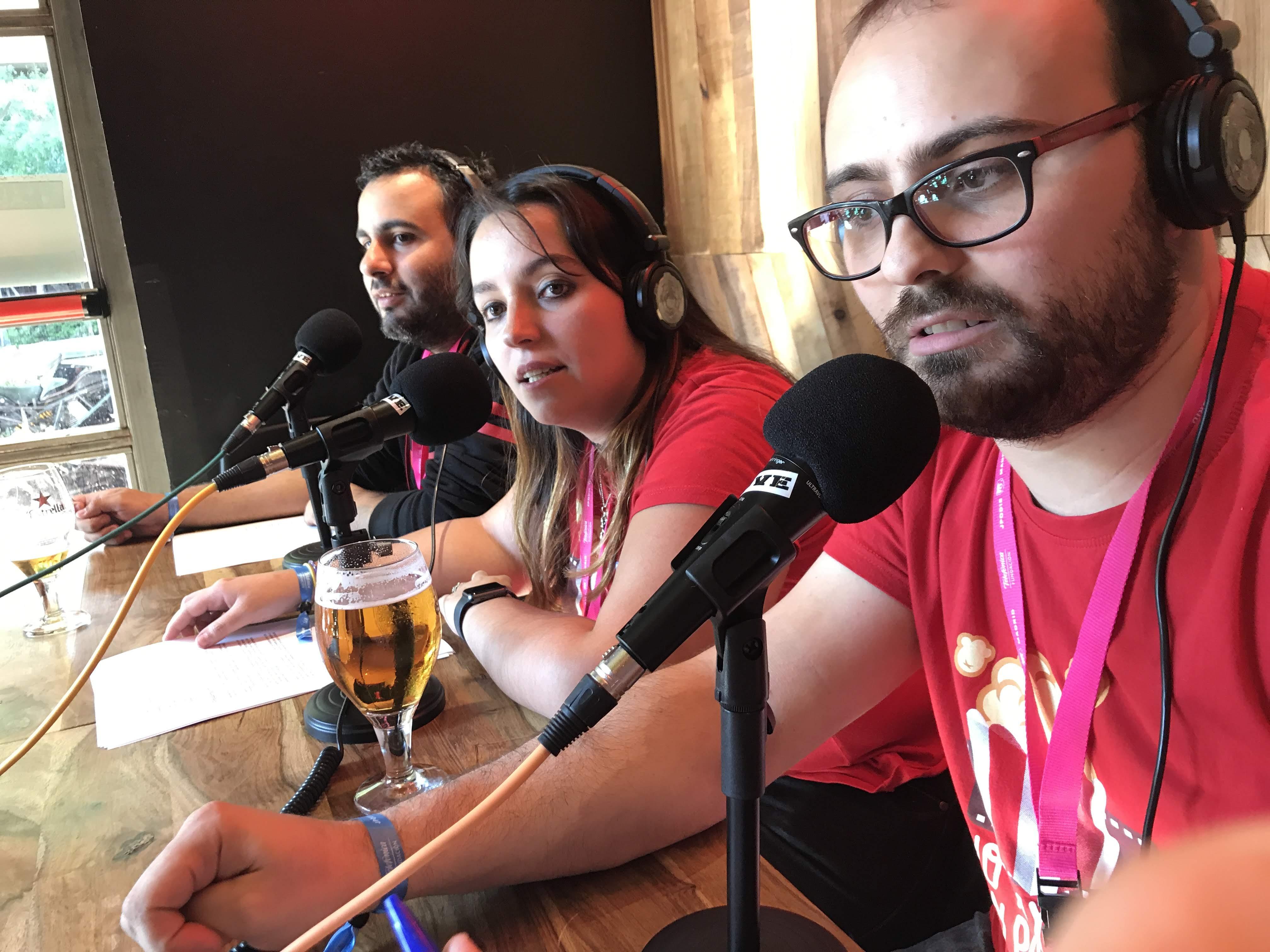 Foto: Alfonso Buenavista - No hay cine sin palomitas en directo en el Espacio MADPOD