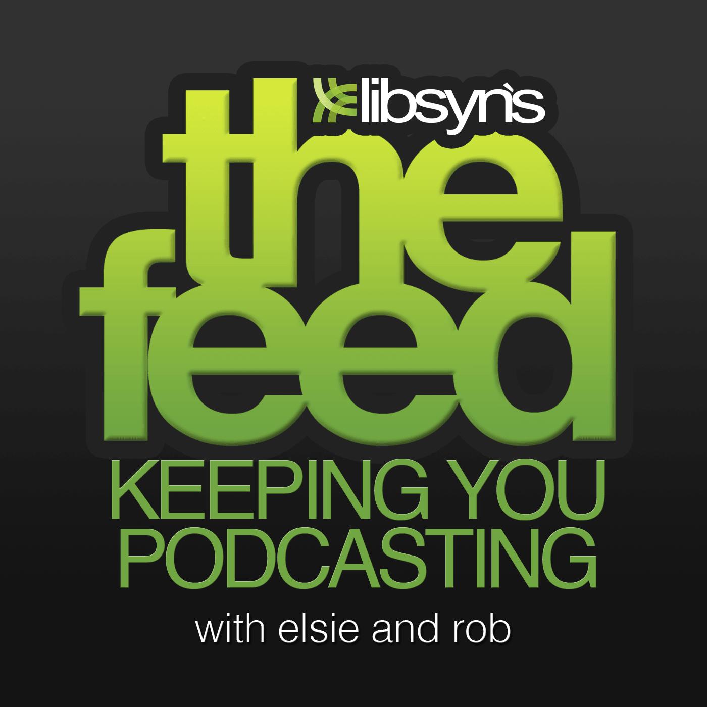 Resultados de la búsqueda Resultado web con enlaces al sitio web The Feed The Official Libsyn Podcast