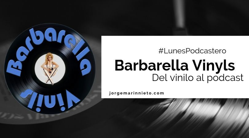 Barbarella vinyls