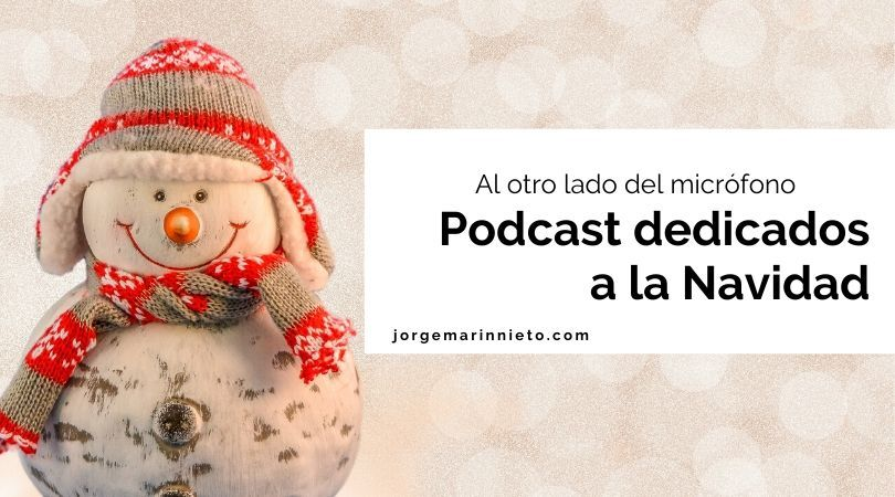 Podcast dedicados a la Navidad