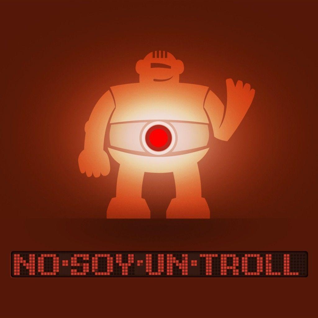 No soy un troll