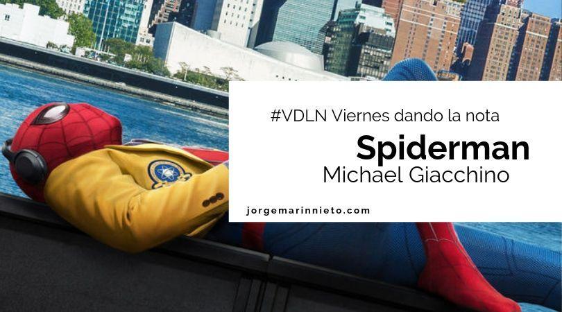 Spiderman - Michael Giacchino