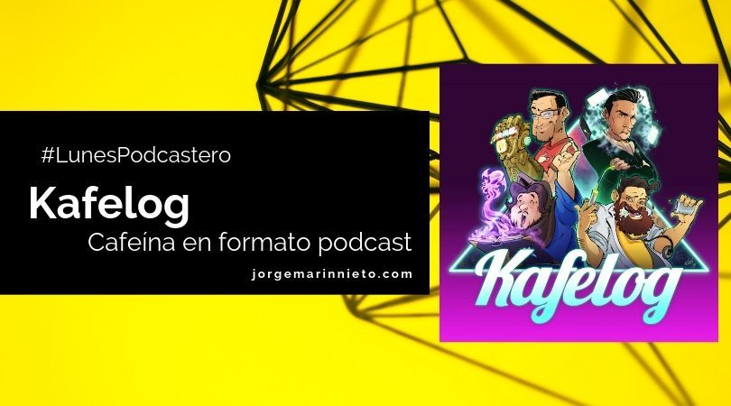 Kafelog - Cafeína en formato podcast