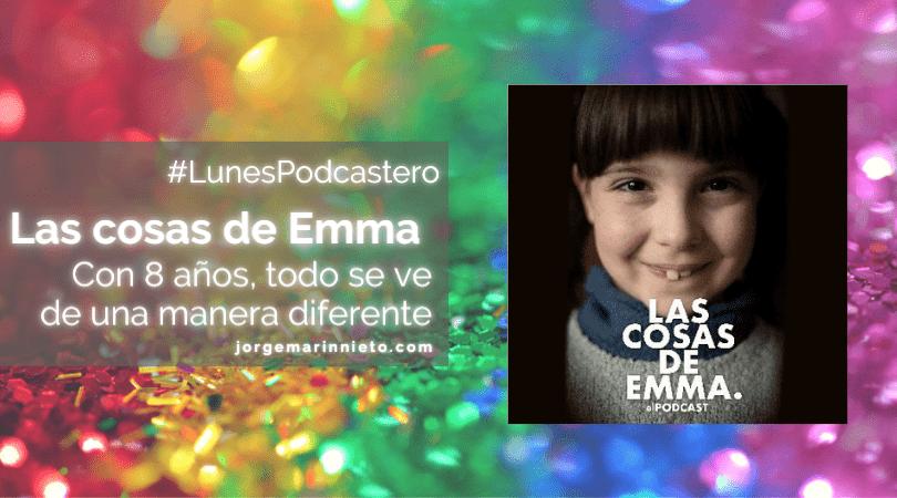 Las cosas de Emma - El mundo se ve diferente con 8 años