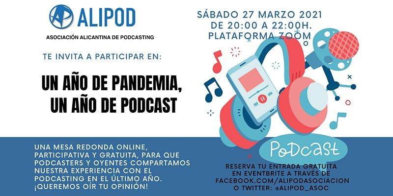 Un año de pandemia, un año de podcast